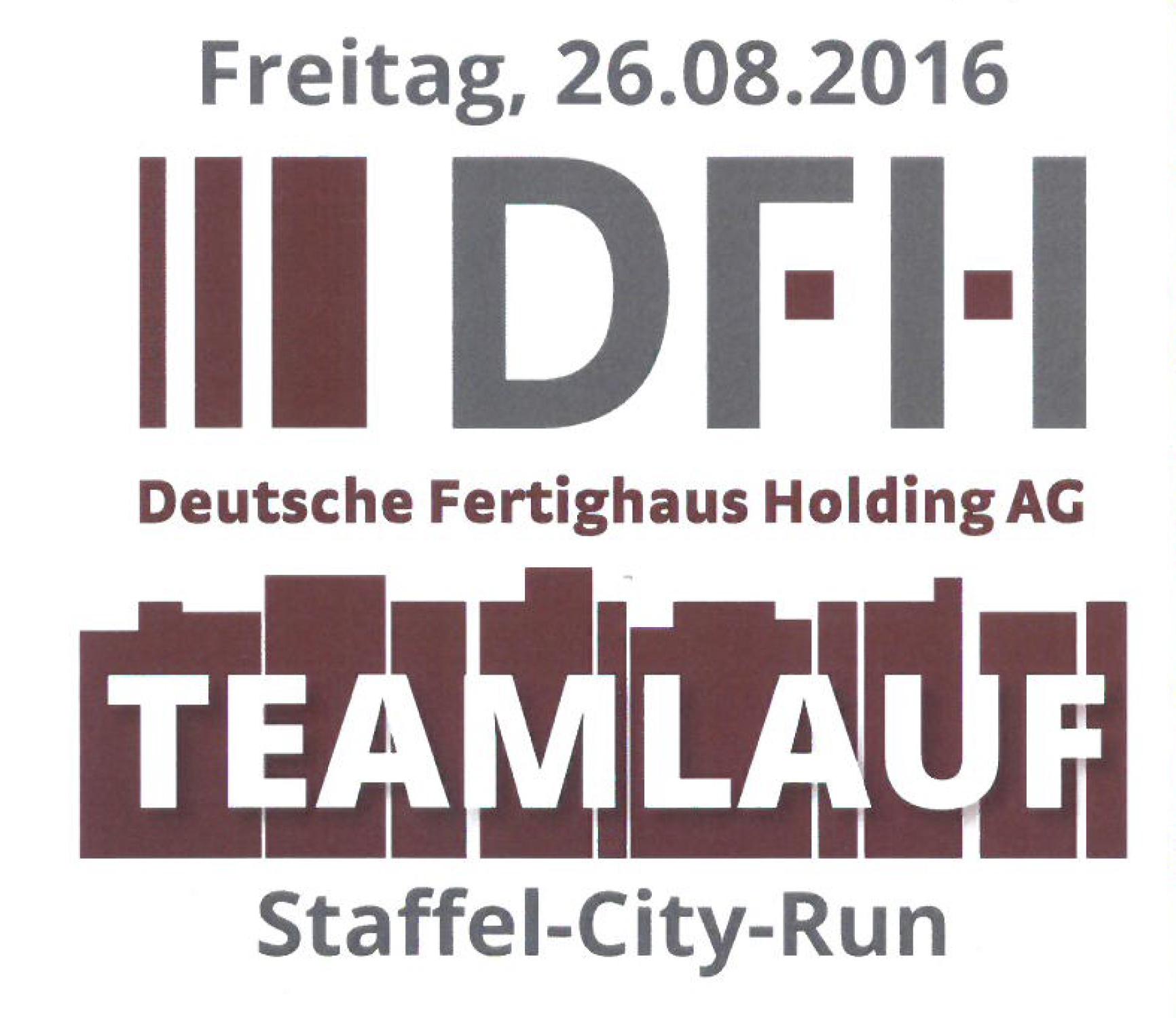 DFH Teamlauf