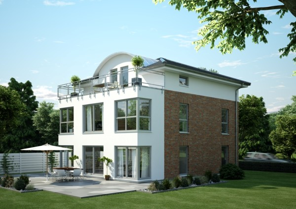 Nachhaltiges Bauen: Serienmäßige Zertifizierung für die Häuser der DFH