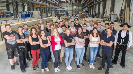Arbeiten bei der DFH Deutsche Fertighaus Holding in Simmern