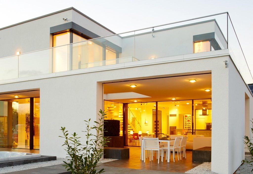dfh haus der marke okal ist exzellent nachhaltig gebaut. Black Bedroom Furniture Sets. Home Design Ideas