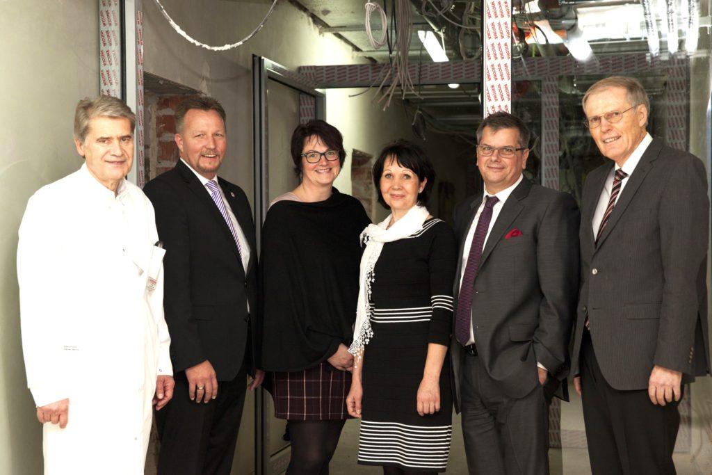 DFH Deutsche Fertighaus Holding AG möchte Geburtenstation in ...