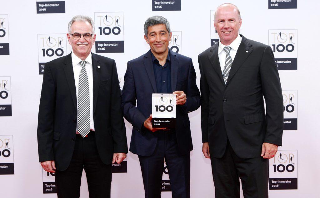 DFH Deutsche Fertighaus Holding AG gehört zu den TOP 100-Unternehmen ...