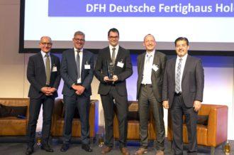 DFH Deutsche Fertighaus Holding AG   Nachhaltig bauen