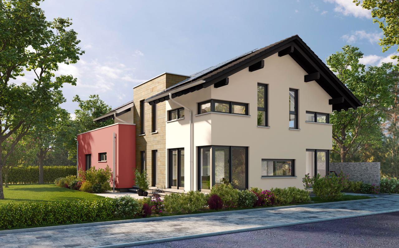 fertighaus kompass dfh deutsche fertighaus holding ag. Black Bedroom Furniture Sets. Home Design Ideas