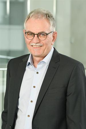 DFH Vorstand Bernhard Scholtes