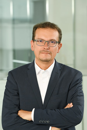 DFH Vorstand Michael Baader